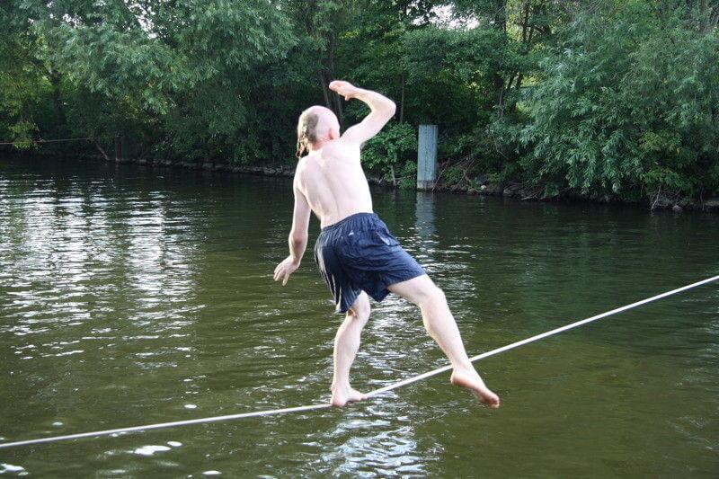 Waterlinen in Berlin