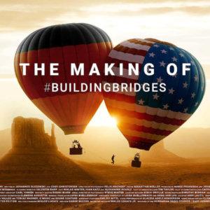 Kurzfilm BuildingBridges – Slacklinen und die Deutsch-Amerikanische Freundschaft