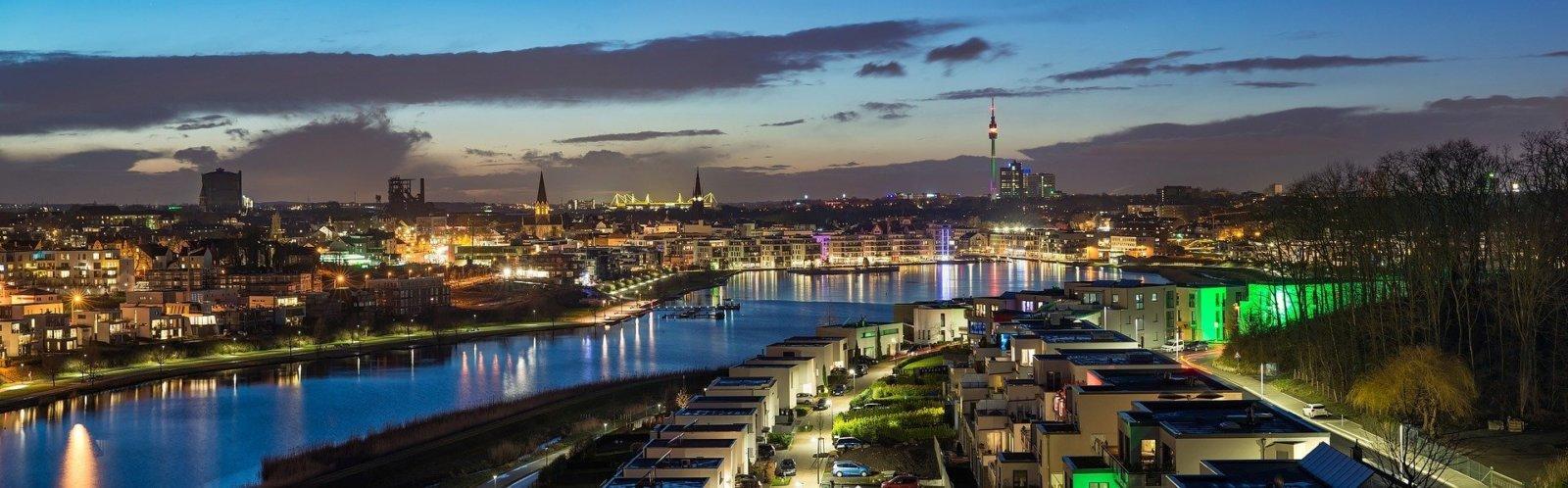 Dortmund und das Slacklinen
