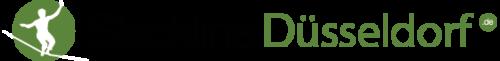 Slackline Logo Düsseldorf