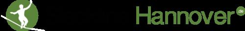 Slackline Logo Hannover